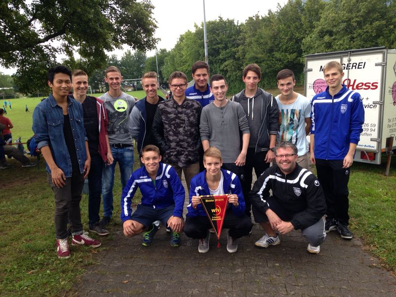 A-Jugend-Meister 2014