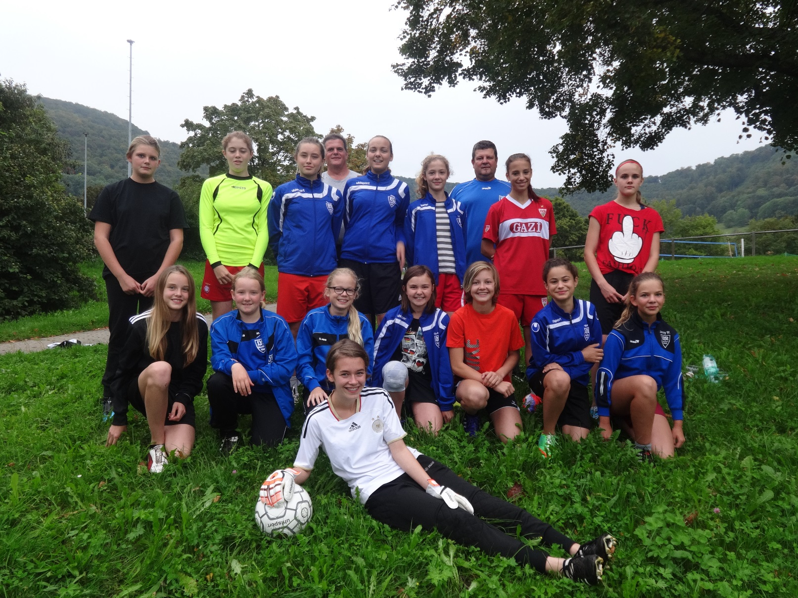 C-Juniorinnen 2014 15 1 4